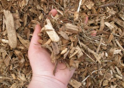 Woodchipping & Mulching